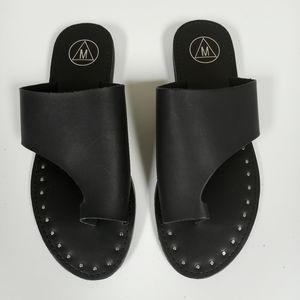 M Fleet Slide Sandals
